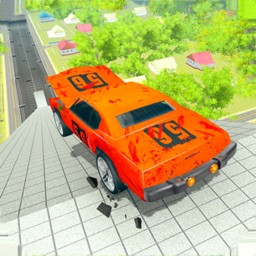Car Crash 2020:High Jump Stunt