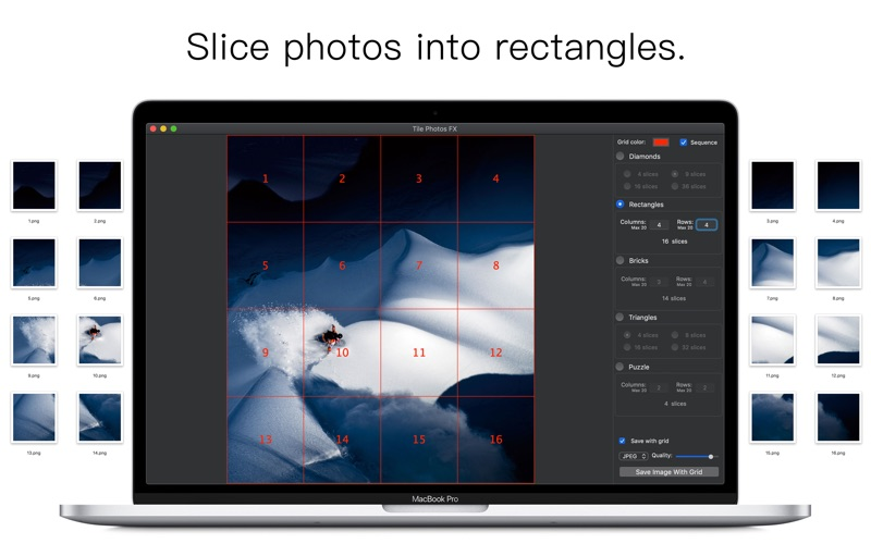 Tile Photo Fx review screenshots
