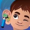 耳の医者:子供のためのゲーム