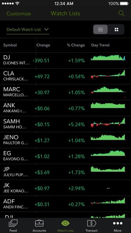 Fidelity Investments screenshot-8