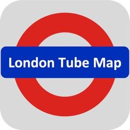 London Tube Map - Underground