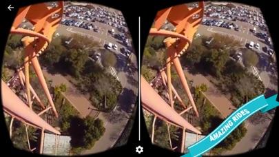 RollerCoasters Virtual Reality screenshot #2