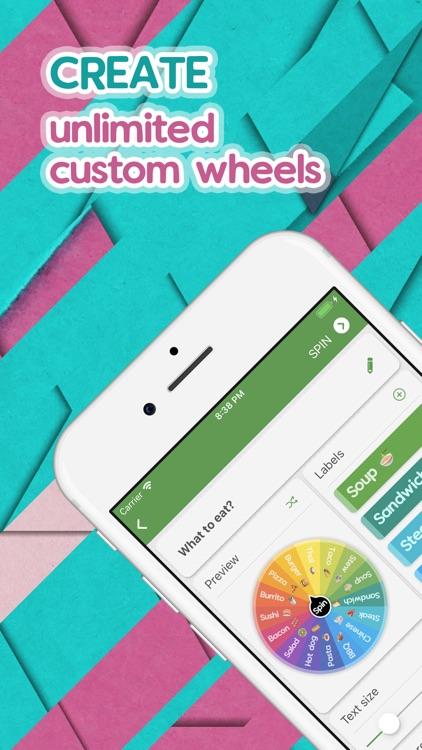 Spin The Wheel - Random Picker