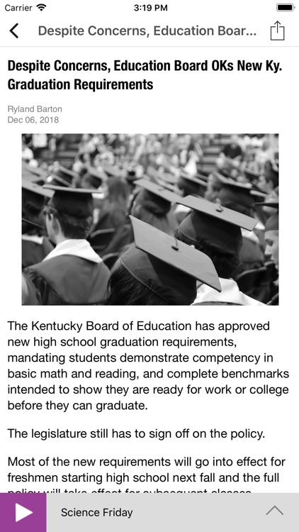 WMUB Public Radio App screenshot-4