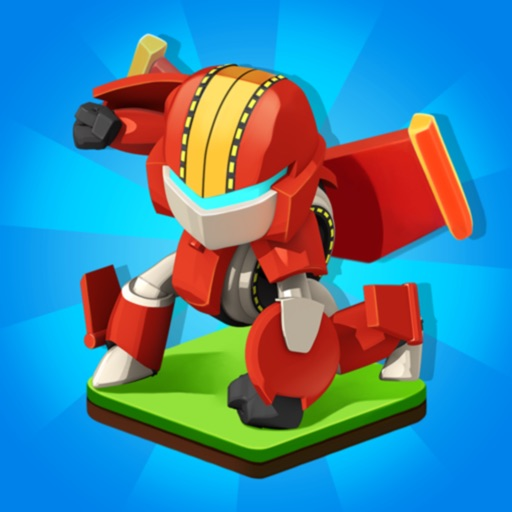 Merge Robots - Fun Idle Game by Genera Games