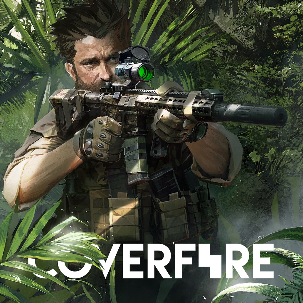FPS Shooting Games: Cover Fire