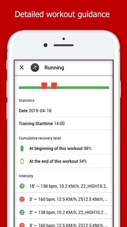 Running training Plans screenshot-7