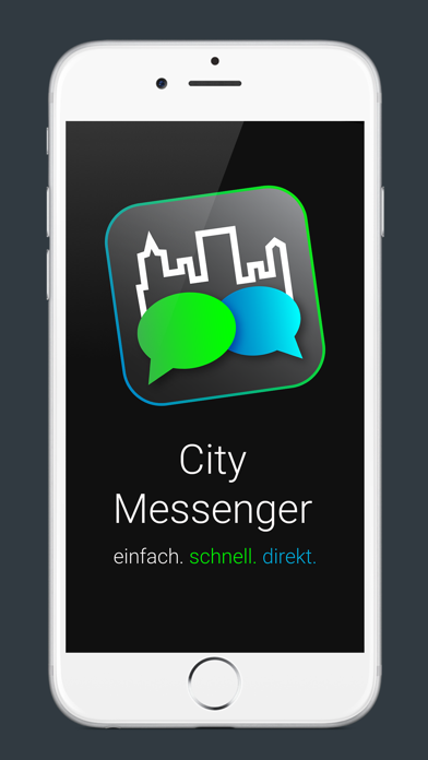 City Messenger screenshot 1