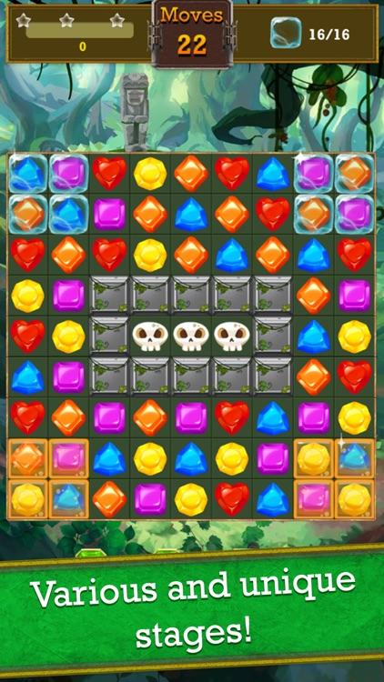 Jewel Blast Quest screenshot-3
