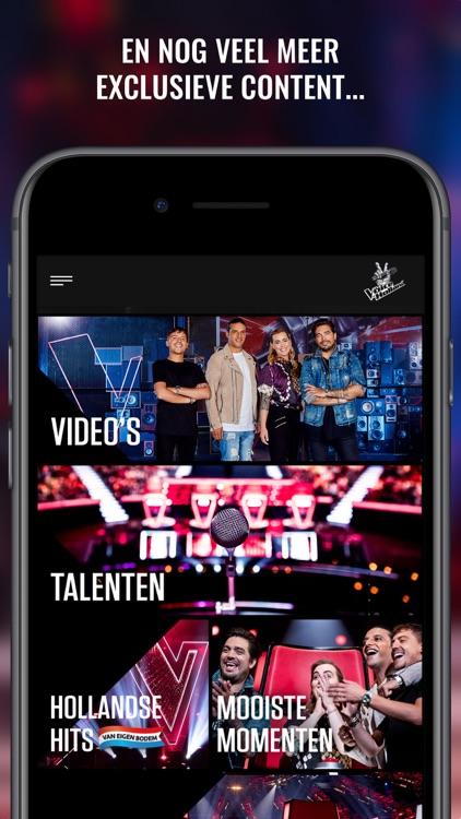 The voice of Holland app screenshot-5
