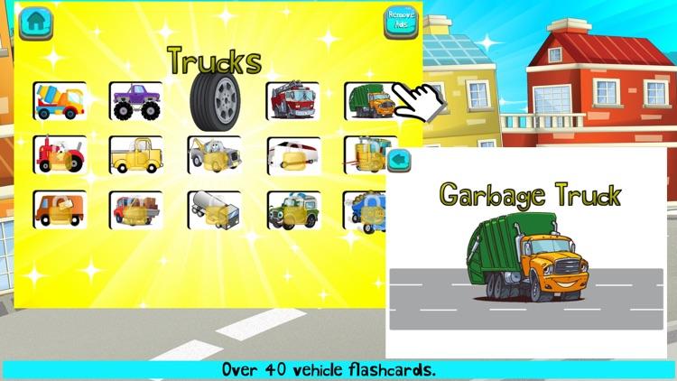 Car Games For Toddlers FULL screenshot-5