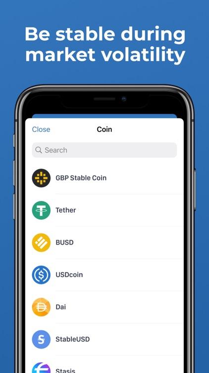 Trust: Crypto & Bitcoin Wallet screenshot-6
