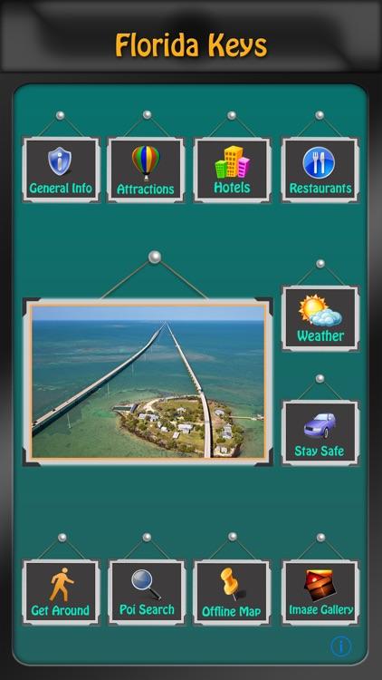 Florida Keys-Miami Offline Map