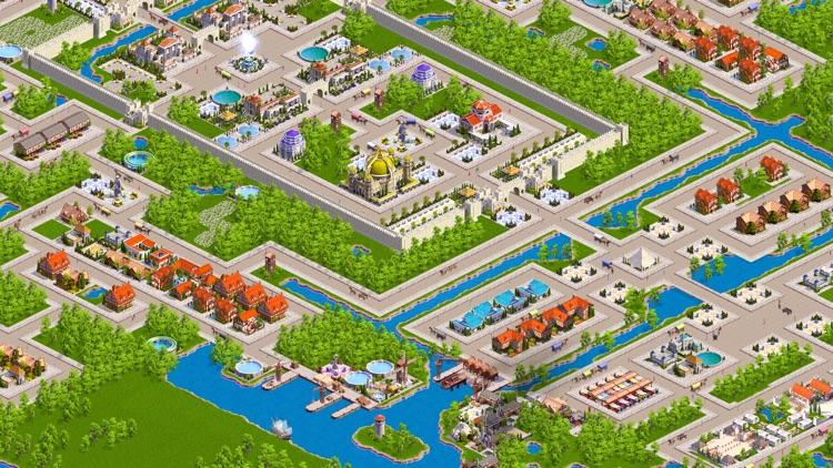 Designer City: Empire Edition screenshot-5
