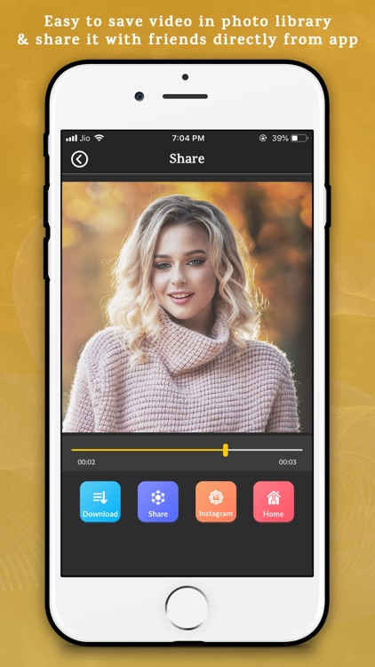 Video Maker With Music screenshot-4