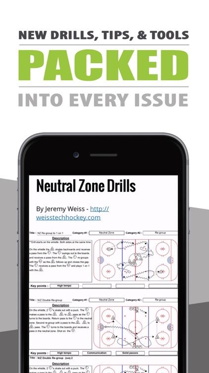 Hockey Development Magazine screenshot-3