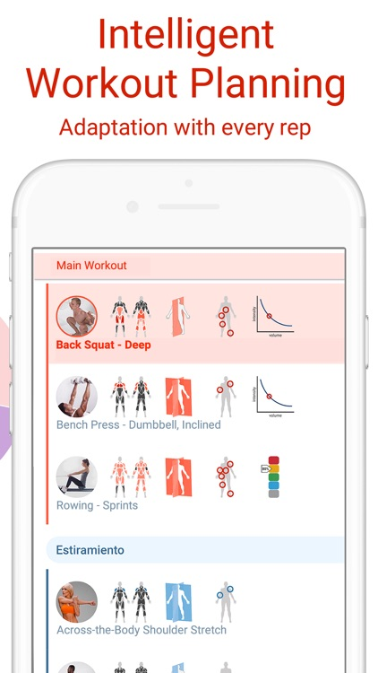 BodBot Gym & Home Workout Plan screenshot-6