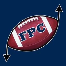 Football Play Card