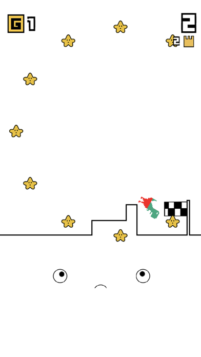 Run Line: Dinosaur screenshot 1