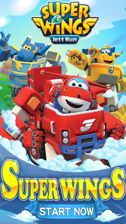 Super Wings - Jett Run screenshot-0