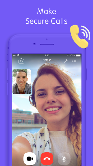 Viber Messenger: Chats & Calls Screenshots