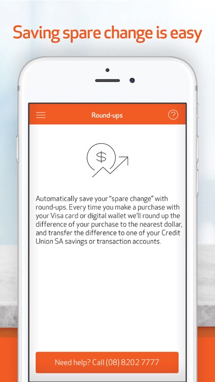 Credit Union SA Mobile Banking screenshot-3