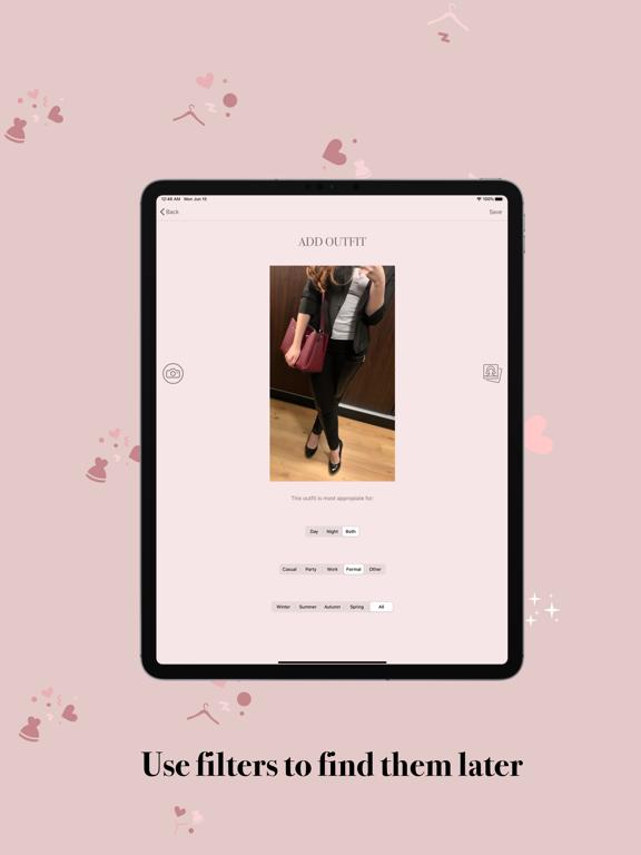 DressApp: your looksのおすすめ画像2