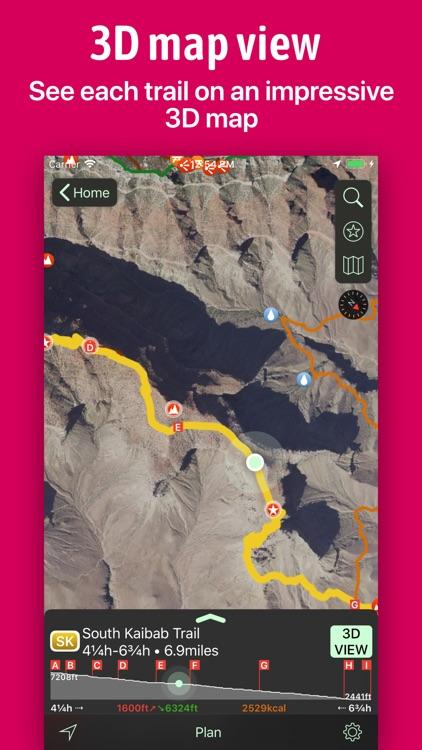 Hikepack: Clever Hiking Maps screenshot-7