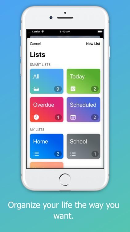 EasyList: To-Do & Task List