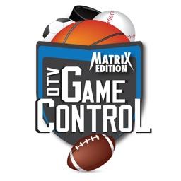 DTV Game Control Matrix