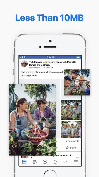 Unduh Facebook Lite pada Pc