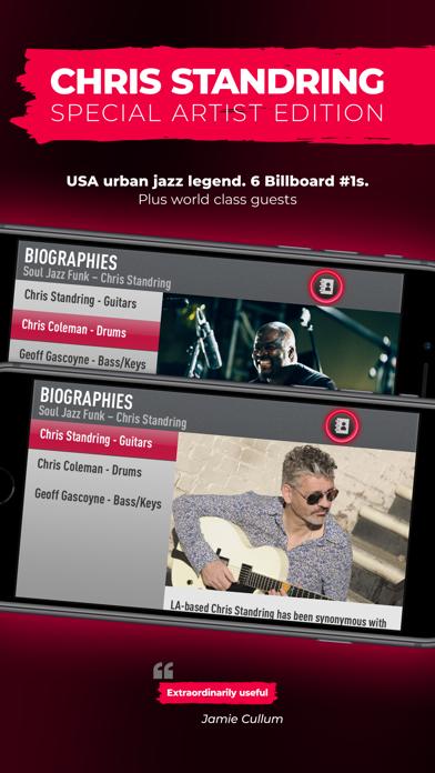 SessionBand Soul Jazz Funk 1 screenshot 2