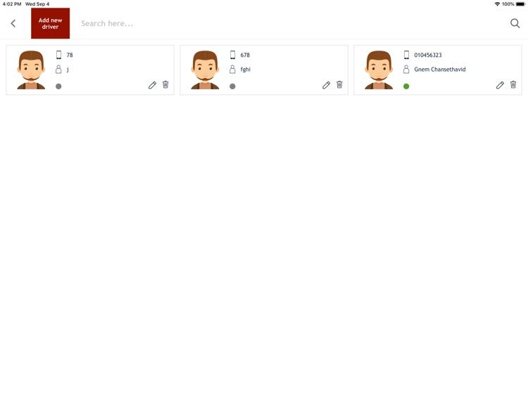 BK-Delivery Management screenshot-3
