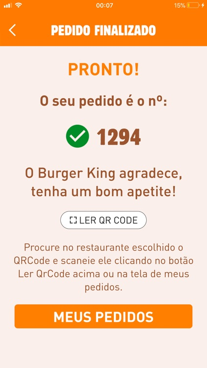 Burger King Brasil screenshot-6
