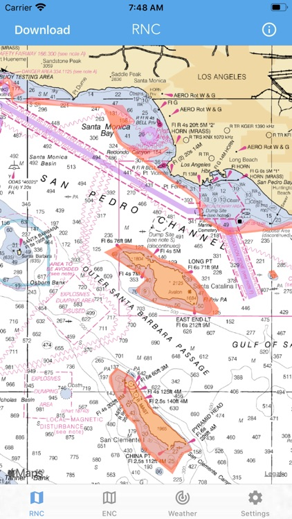 Nautical Charts & Maps screenshot-7