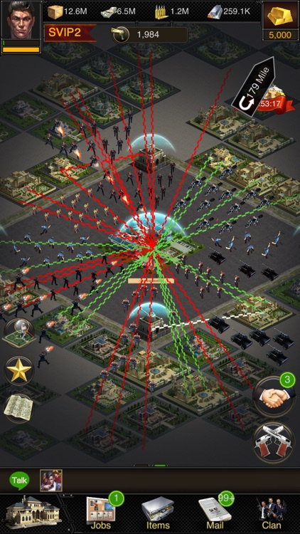 Mafia City: War of Underworld screenshot-4