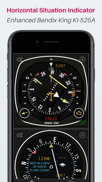 fDeck: flight instruments
