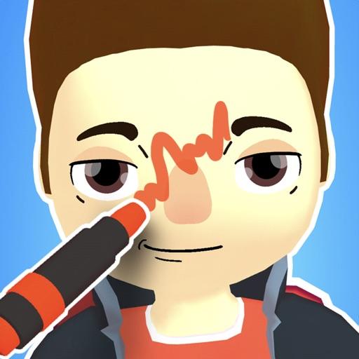 Face Paint 3D