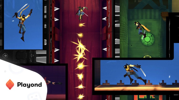 Shadow Blade - Playond screenshot-0
