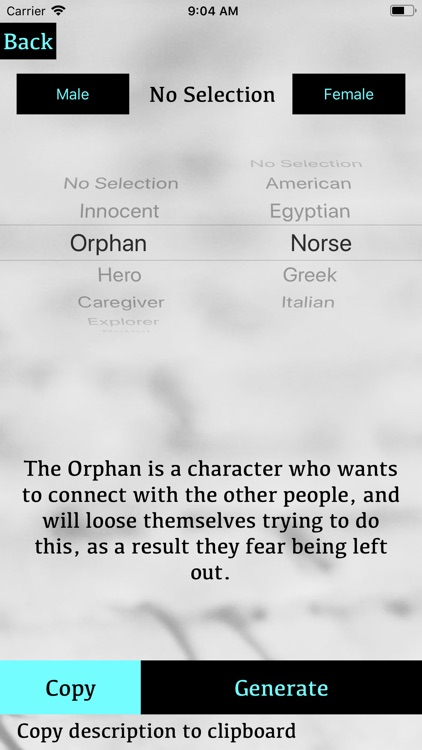 Random Prompt and Character screenshot-5