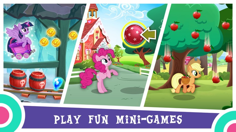 MY LITTLE PONY: MAGIC PRINCESS screenshot-3