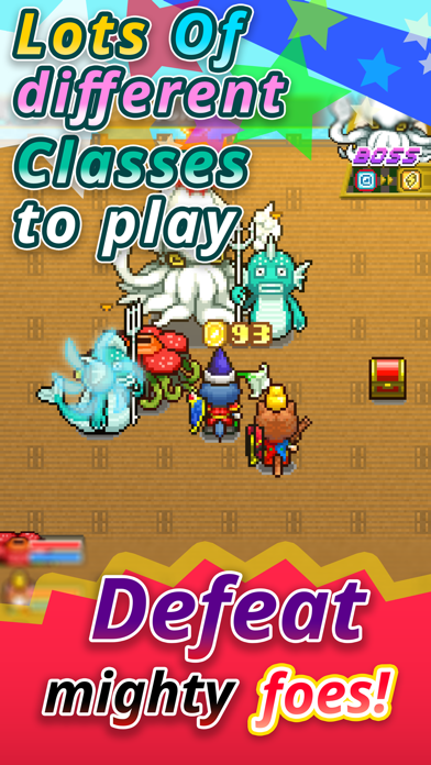 Quest Town Saga screenshot 1