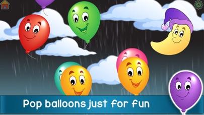 Kids Balloon Pop Language Gameのおすすめ画像2