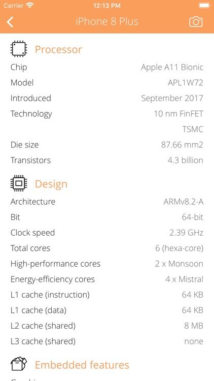 Cellular Info screenshot-9