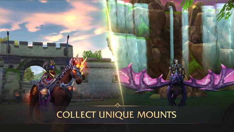 Era of Legends - Dragon magic screenshot-4