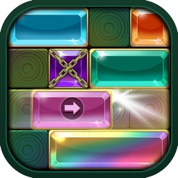 Jewel Puzzle Slide