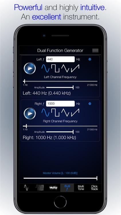 Audio Function Generator screenshot-3