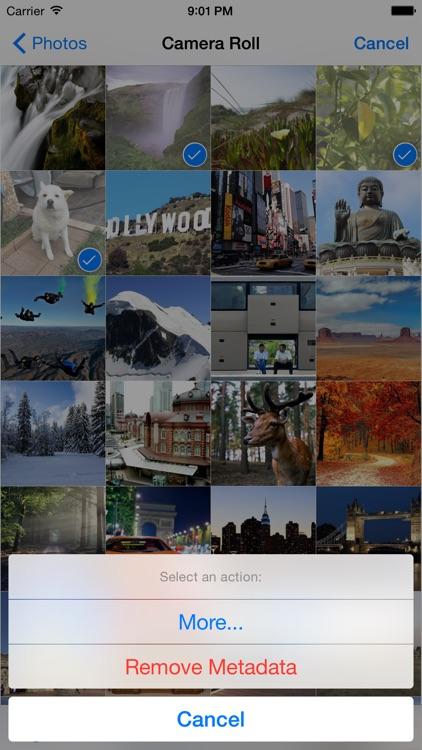 Photo & Video Metadata Remover screenshot-3