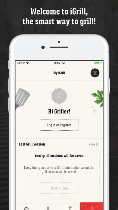 Screenshot for Weber® iGrill® in Colombia App Store
