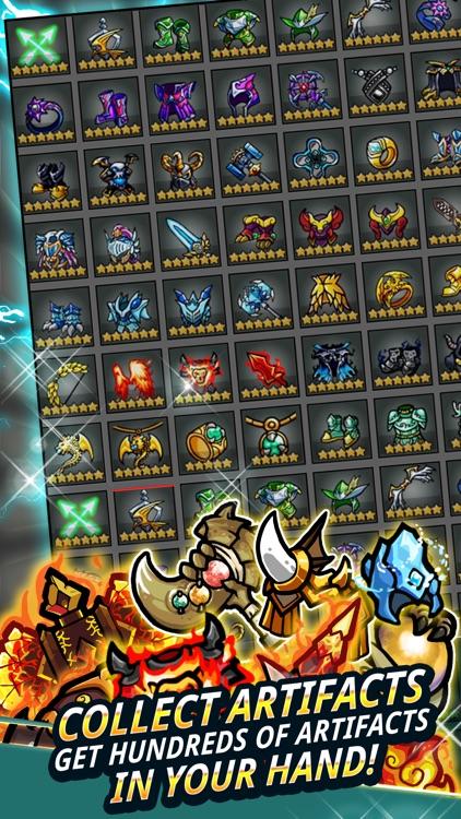 Endless Frontier Saga 2 - RPG screenshot-6